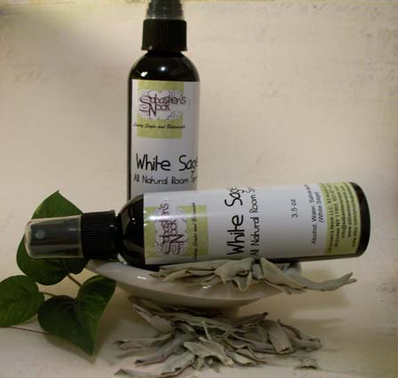 White Sage All Natural (Purifying) Room Spray