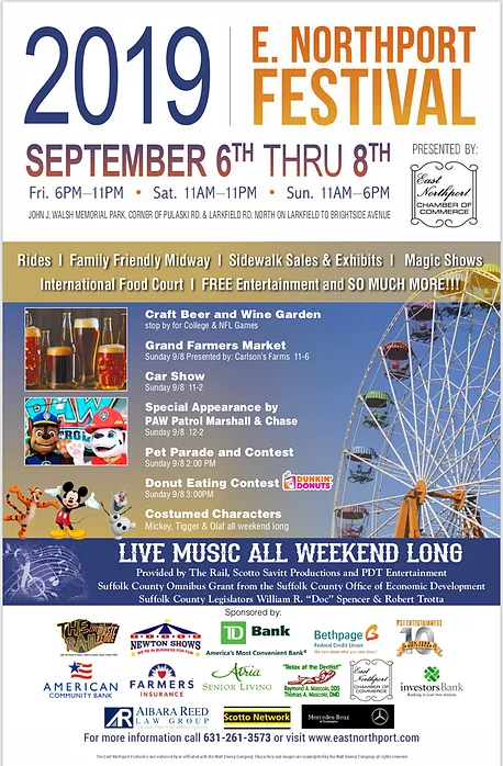 East Northport Festival 2019