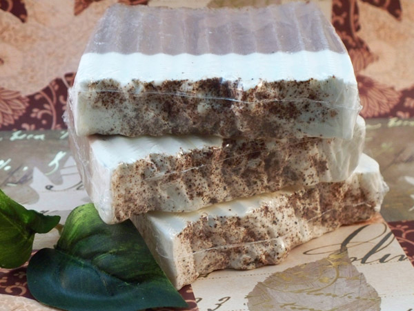 Handmade Soap - Pumpkin Spice Soap Bar